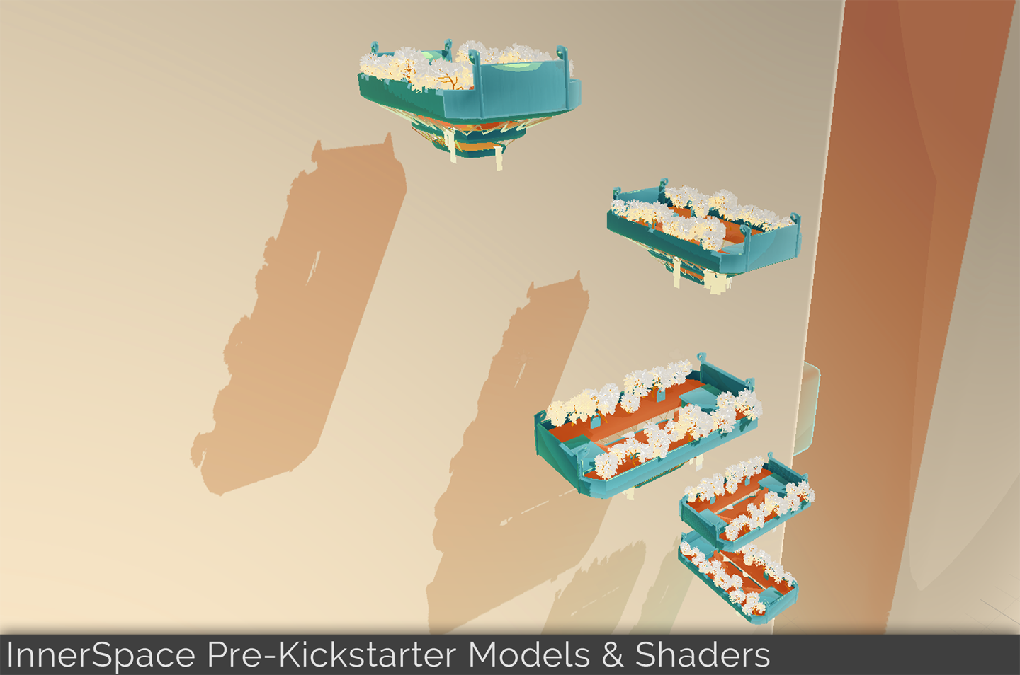 World-Building: Shaders and Aesthetics