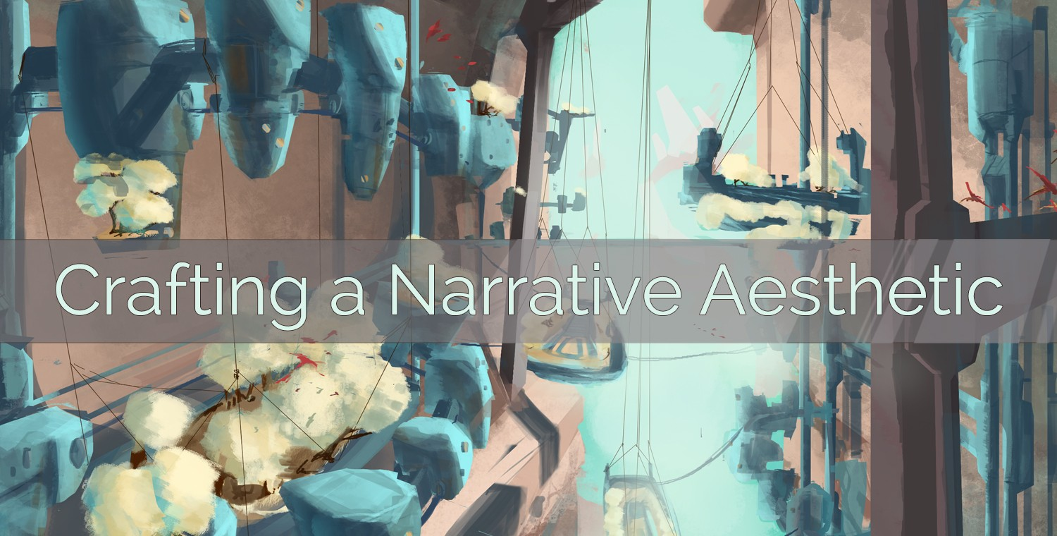 Game-world Cohesion: Crafting a Narrative Aesthetic