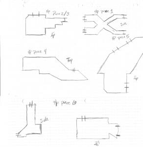 harry potter scenario sketch innerspace
