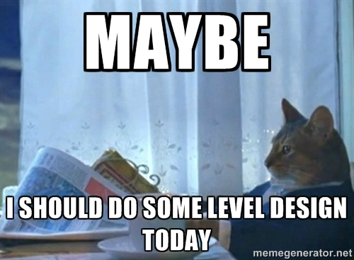level design cat