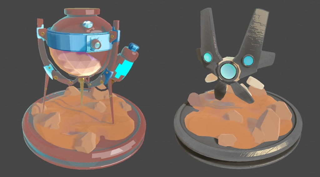 InnerSpace PolyKnight Games indie games