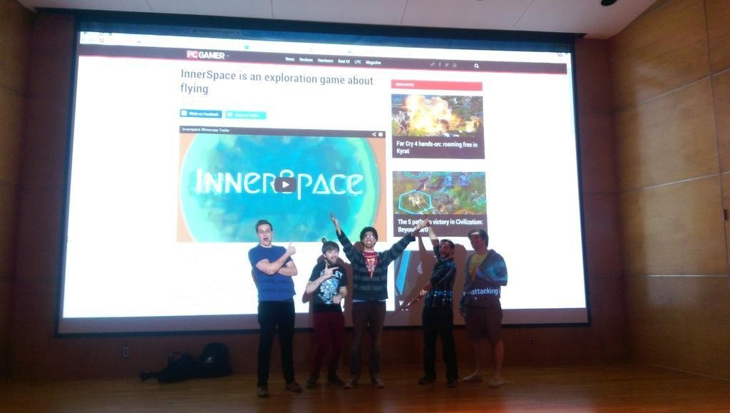 innerspace pcgamer gamedev polyknight games