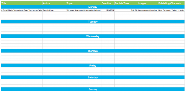 Indie Game Marketing The Importance Of A Content Calendar